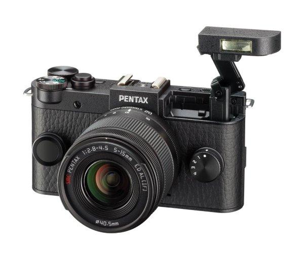 Pentax Q-S1 Systemkamera Kit inkl. 5-15 mm Objektiv in 4 verschiedene Farben inkl. Vsk für 254,98 € (Bestpreis) > [amazon.fr] > Blitzangebot