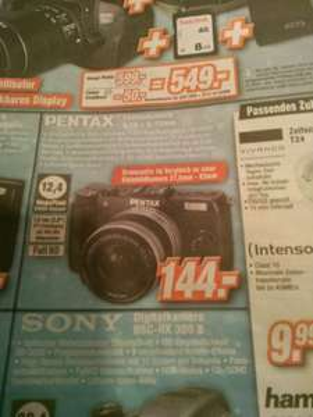 Pentax Q10 mit 5-15 mm