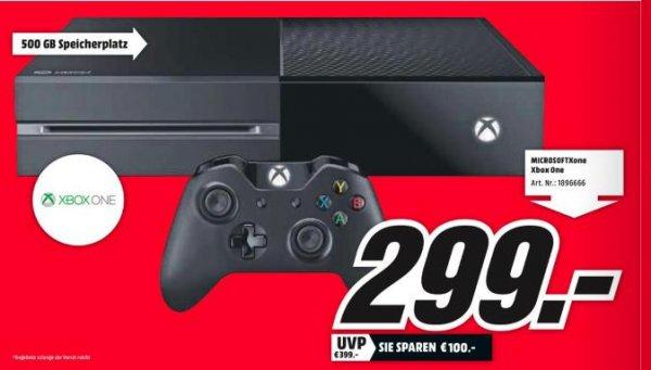 LOKAL HH - MM - XBOX One  - 500 GB - 299,00 € nur am 12.12.2014