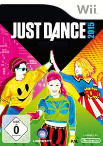 [Müller] Just Dance 2015 Wii/Wii U je 20€