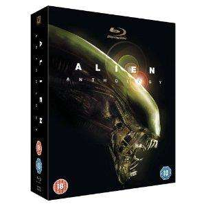 Alien Anthology [6 x Blu-ray] für ~18.40€ @ Amazon.UK