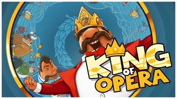 """[iOS] """"King of Opera"""" kostenlos. Tolles Multiplayer Spiel für iPhone und iPad. Vorher 2,69€"""