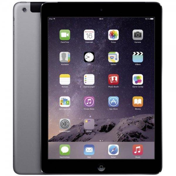 Apple iPad Air 2 64GB WiFi + 4G spacegrau, silber & gold - Conrad