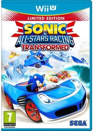 Sonic All Stars Racing Transformed: Limited Edition (Wii U) für 12,99€ @base.com wieder im Angebot