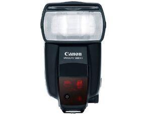 [MeinPaket] Canon Speedlite 580 EX II 343,62€ (inkl. VSK)