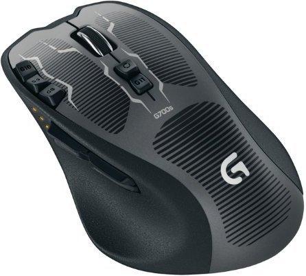 [Conrad] Logitech G700s Wireless Gaming Maus