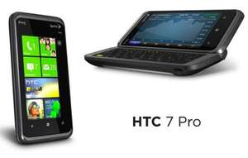 HTC 7 Pro für  197,71 € inkl. Versand