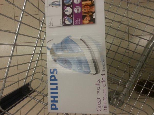 Philips gc3320 5/7 unter idealo @Aldi Nord (lokal Bremen Vahr?)