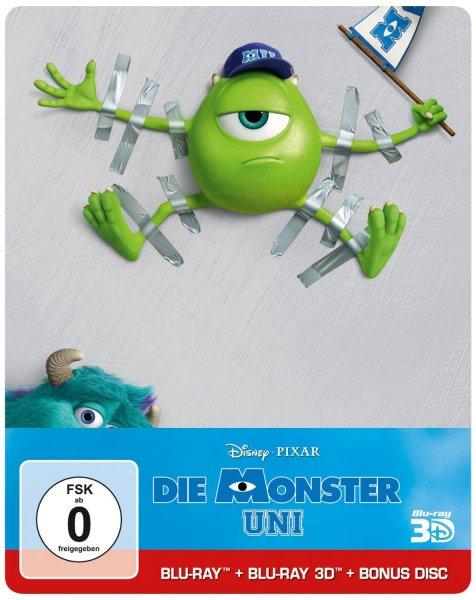 [Amazon] Diverse 3D BluRay's für €12,90