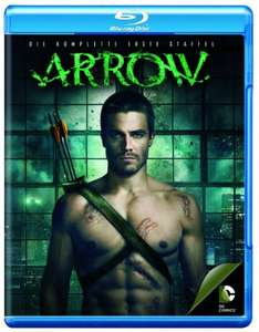 (Alphamovies.de) (BluRay) Arrow Staffel 1