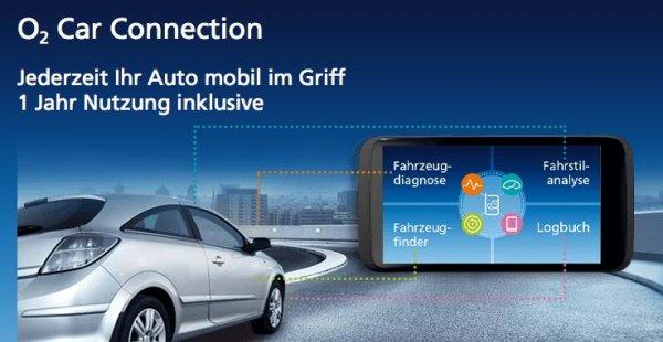 O2 Car Connection für nur 99 € (limitiert)