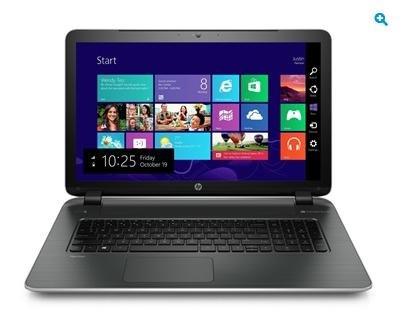 "HP Pavilion 17-f008ng (17,3"" Full HD, Core™ i5-4210U, 8 GB RAM, GeForce 840M) für 549€ @HP"