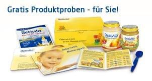 Bebivita Gratis Produktproben für eure Babys