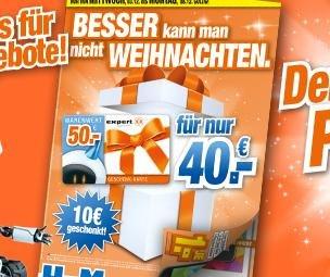 (Lokal Süddeutschland) HEM Expert 50€ Gutschein für 40€ ideal für CallNow