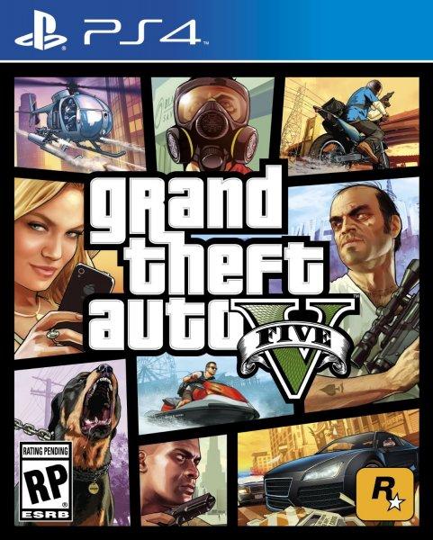 GTA V PS4 für rund 39 Euro @GameDealDaily - Sprachausgabe English, Deutsche Untertitel - bisher unbestätigt