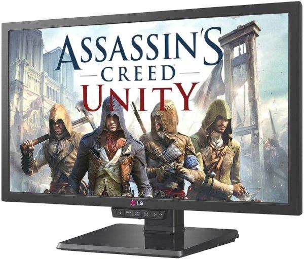 LG 24GM77-B Gaming Monitor inkl. Assassin's Creed Unity für 249€ @ebay