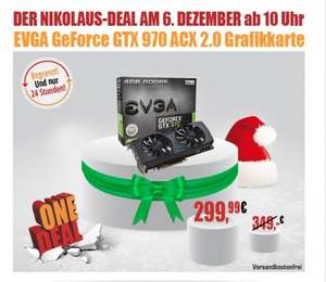 EVGA GeForce GTX 970 ACX 2.0 Grafikkarte