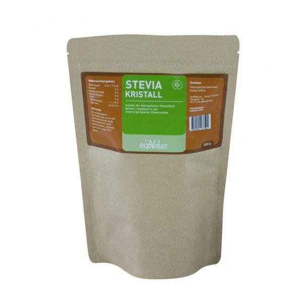 500 gr. Stevia Kristallklar für 17,44€ @coyyotee.de