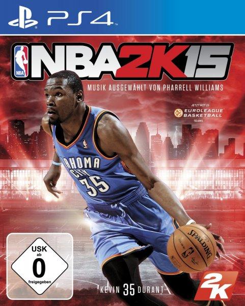 NBA 2K15 (PS4) für 35€ @MediaMarkt