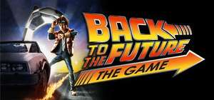 [DRM Free] Back to the Future: The Game (1-5) für €3.09 @ GOG (oder Trine 2 €1.59 /  Leisure Suit Larry: Complete Bundle 3.57€)