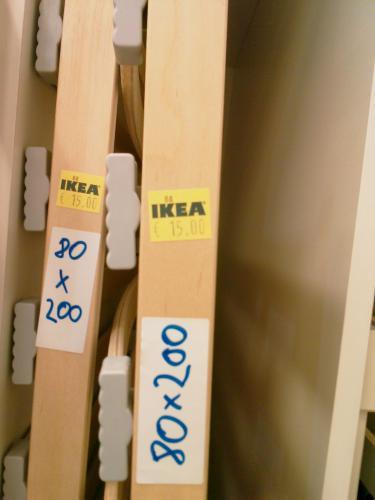 lokal @ IKEA Köln -> Lattenrost 80 x 200 für 15 Euro