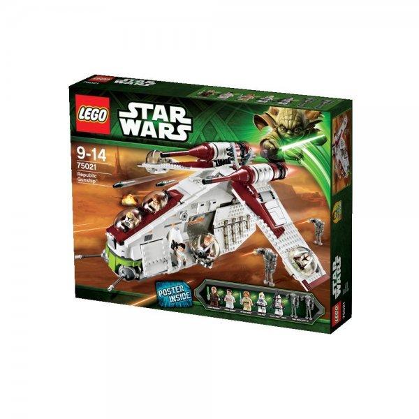 [EBAY TOYSRUS] Star Wars Republic Gunship 75021
