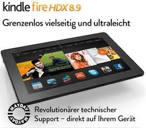 Kindle Fire HDX 8.9 Tablet km Angebot (Amazon)