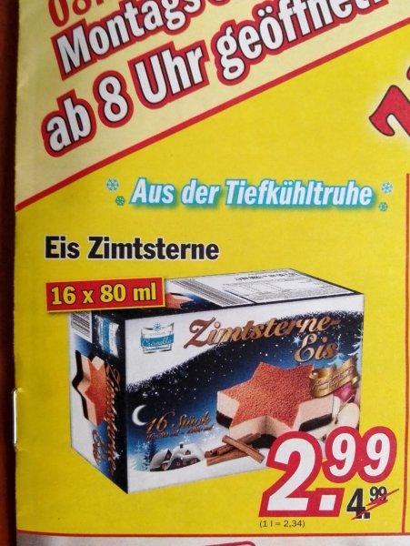 (lokal) Zimmermann: Zimt*eis - 16x für 3€