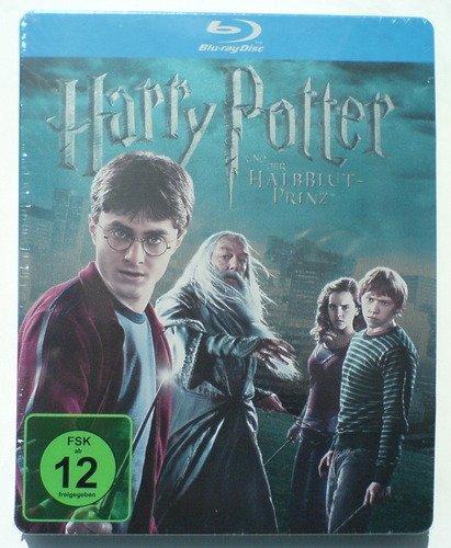 """[Ausverkauft] """"Harry Potter und der Halbblutprinz""""(1-Disc Steelbook) [Blu-ray]  ab 4,49€ bei WHD"""