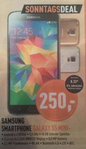 [Lokal Soest / So, 07.12.2014][Berlet] Samsung Galaxy S5 mini - 250€