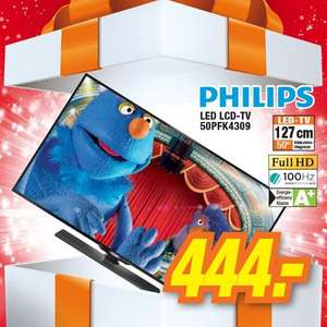 50 Zoll Philips LED TV beim Elektroland in Heidenheim (lokal)