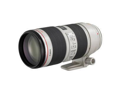 Canon EF 70-200mm 1:2.8L IS II USM   @ MeinPaket (mit den -17% bis 18Uhr)   VSK frei