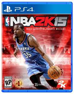 NBA 2K15 (PS4) für 40€ @Amazon