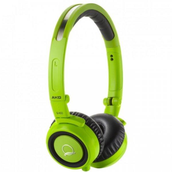 Kopfhörer AKG Q460 in grün für 58,89€