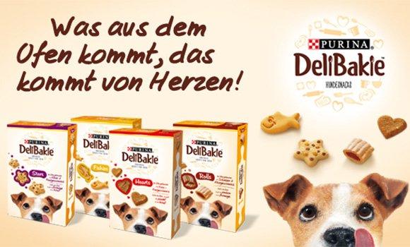 Müller [evtl. Bundesweit] 1,00,- Rabatt Coupons für Purina Deli Bakie Hundeleckerlies