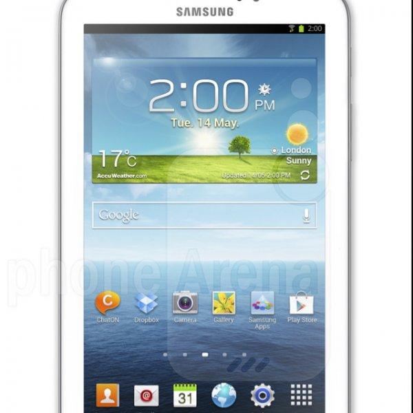 Samsung Galaxy Tablet 7 Zoll mit Internet flat für 11€ monatlich