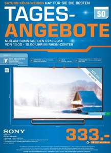 [Saturn Köln-Weiden] Sony LED-TV KDL 40 R 485 BBAEP