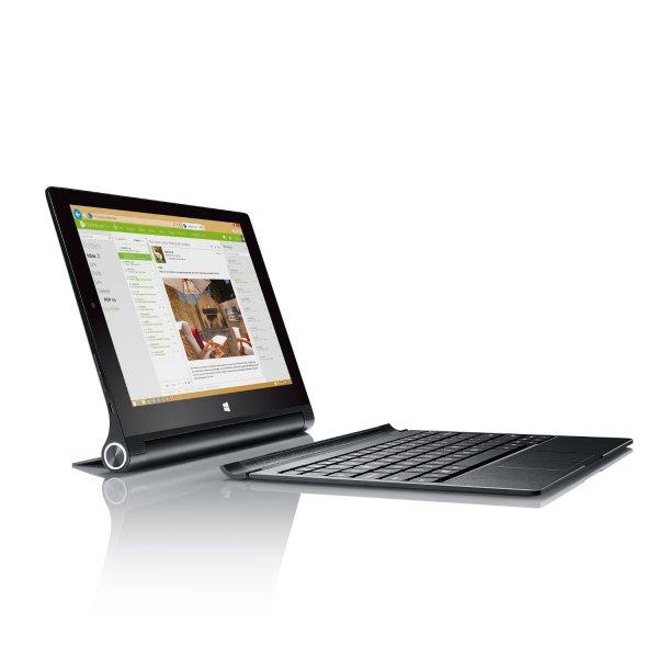 Lenovo Yoga Tablet der 2en Generation mit Win 8.1 332,77€ @Amazon.fr