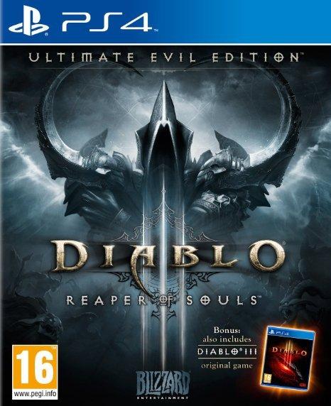 Media Markt Aktion - Call of Duty Ghosts für 15€ / Diablo 3 (PS4 / Xbox One) für 36€ und mehr