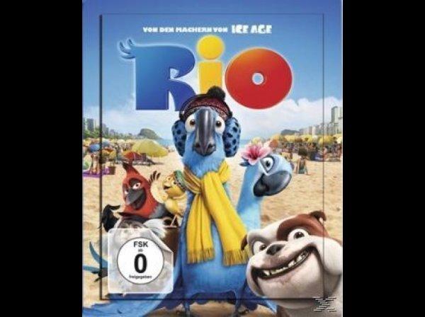 [mediamarkt.de] Rio 3D Steelbook