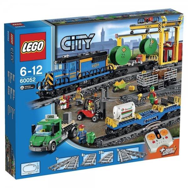 LEGO City Güterzug 60052 bei Toysrus @Ebay