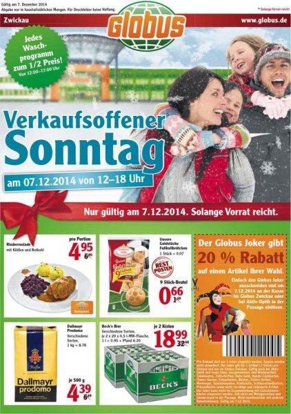 2 Kästen Becks für 18,99€ Globus Zwickau