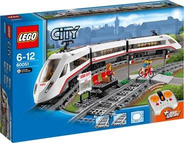 Lego City 60051 - Hochgeschwindigkeitszug für 79,99€ @Intertoys (Online & Offline)