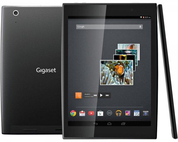 Gigaset 8 Zoll Tablet QV830 8GB Quad-Core 1,2 GHz schwarz Android New bei Ebay Saturn Chemnitz Röhrsdorf