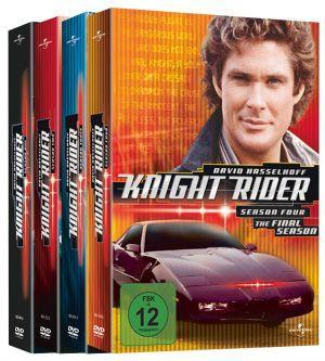 Knight Rider (alle 4 Staffeln) [DVD] @ EMP 37,28€ inkl. Versand