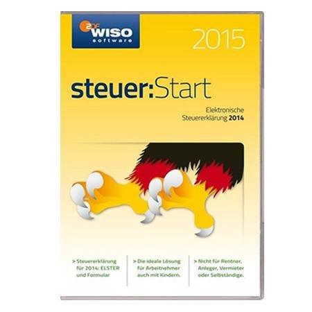 Buhl WISO Steuer:Start 2015 *Redcoon* CD Version