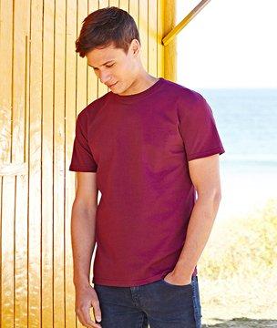 10x T-Shirt Super Premium / Fruit of the Loom /Die gute Qualität/.z.b Schwarz Gr.M-L 18 Euro / Weiss Gr.M 14,7 € / Wieder verfügbar!