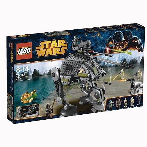 LEGO Star Wars 75043 AT-AP für 39,98€ @ToysRUs (Online & Offline)
