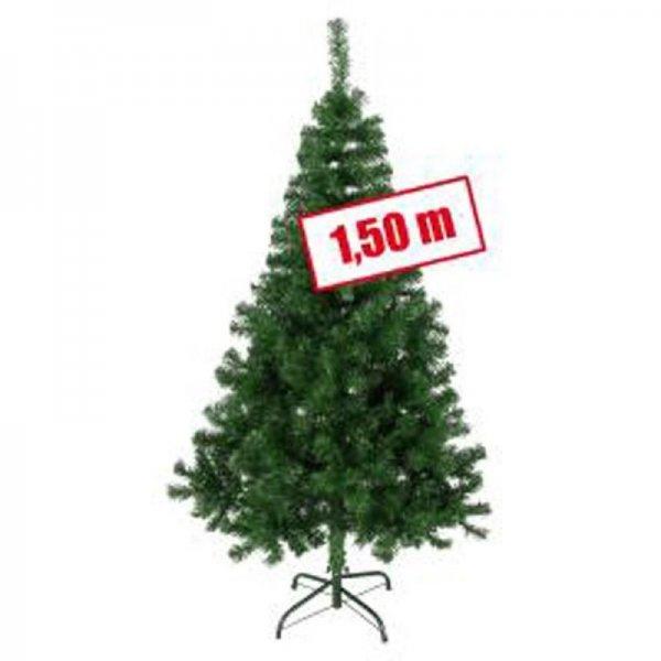 Künstlicher Weihnachtsbaum 150cm hoch, mit Ständer