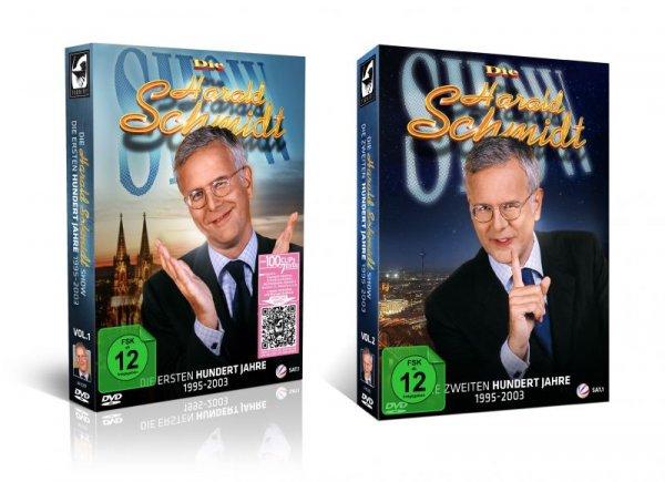 """Das Beste aus """"Die Harald Schmidt Show"""" 1995-2003 (13 DVDs) für 32,95 €"""